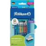 Pelikan Kreativfabrik Kit accessoires de peinture, 13 pièces