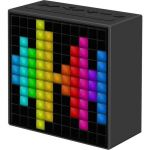 Divoom TimeBox - Enceinte Bluetooth LED Radio FM
