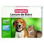 Beaphar Comprimés levure de biere pour chien et chat