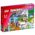 Lego 10729 - Juniors : Le carrosse de Cendrillon