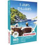 Dakota Box 3 jours idylliques - Coffret cadeau 865 séjours