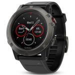 Garmin Montre GPS Fénix 5X Sapphire