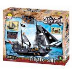 Cobi Jeux de construction - Navire pirate