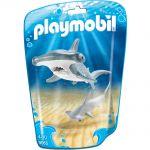 Playmobil 9065 Family Fun : Requin-marteau et son petit