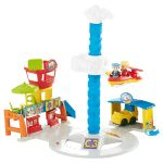 Fisher-Price L'aéroport sonore Little People