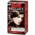 Schwarzkopf Colorations Brillance Brunes 878 - Couleur : Rouge Châtain