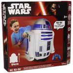 Jazwares R2-D2 gonflable sonore radiocommandée Star Wars 65 cm