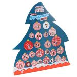 Kinder Le Calendrier l'Avent Happy Moments Sapin 24 Pièces 133G By Ferrero