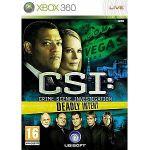 CSI : Crime Scene Investigation - Deadly Intent [import anglais] [XBOX360]