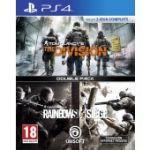 Compil Rainbow Six Siege + The Division sur PS4