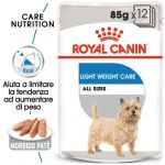 Royal Canin Canine Care Nutrition Light Weight Care mousse 12 x 85 g