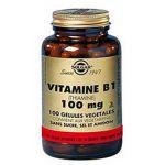 Solgar Vitamine b1 - 100 comprimés
