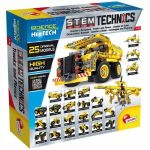Lisciani Giochi Jeux de construction Stem Technics - Avion et camion