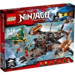 Lego 70605 - Ninjago : Le Vaisseau de la Malédiction
