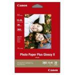 Canon 20 feuilles de papier photo Paper Plus II 260g/m² (13 x 18 cm)