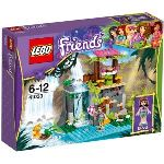 Lego 41033 - Friends : Sauvetage dans les cascades de la jungle