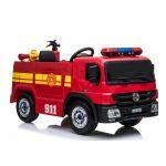 Rusher Camion de pompier 12V