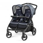 Peg Perego Book For Two (2018) - Poussette double