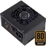 Silverstone ST45SF - Bloc d'alimentation PC SFX Series 450W certifié 80 Plus Bronze