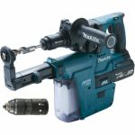 Makita DHR243RTJV - Perfo-burineur SDS-Plus 18 V Li-Ion 5 Ah 24 mm