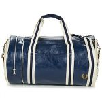 Fred Perry Sac de sport CLASSIC BARREL BAG bleu - Taille Unique
