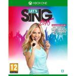 Let'S Sing 2016 : Version Internationale sur XBOX One