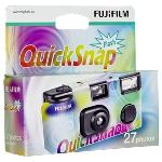 Fujifilm QuickSnap Flash - Appareil photo jetable avec flash (27 poses)