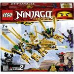 Lego Ninjago - Le dragon d'or - 70666