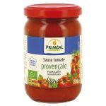 Priméal Sauce tomate à la provençale bio en pot de 200 g