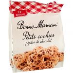 Bonne Maman Petits Cookies pépites de chocolat 250g