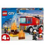 Lego Le camion des pompiers avec échelle CITY 60280