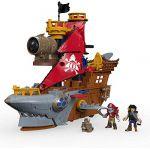Mattel Bateau pirate tête de requin
