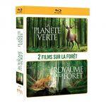 Coffret -  La Planète Verte + Le Royaume de la Forêt