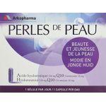 Arkopharma Perles de Peau - Acide hyaluronique et coenzyme Q10, 30 gélules