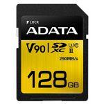 Adata Premier ONE carte mémoire 128 Go SDXC UHS-II - ASDX128GUII3CL10-C
