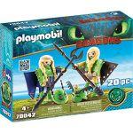 Playmobil 70042 Dragons - Kranedur et Kognedur