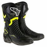 Alpinestars Bottes SMX-6 V2 noir/jaune fluo