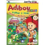 Coffret Adiboud'Chou : Cirque + Bonbons + Animaux [Windows]