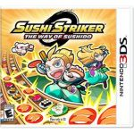 Sushi Striker The Way Of Sushido 3DS Game [3DS]
