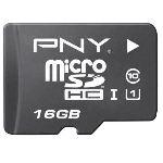 PNY SDU16G10ELIPER-EF - Carte mémoire Elite performance MicroSDHC/XC 16 Go Class 10 UHS-1