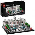 Lego - Trafalgar Square Architecture Jeux de Construction, 21045, Multicolore