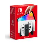 Nintendo Console Switch OLED + Joy Con Blanc