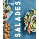 Hachette Le grand livre des salades