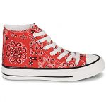 André Baskets basses HEAVEN Rouge - Taille 36,37,38,39,40,41