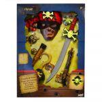 Yoopy Panoplie de pirate 8 accessoires
