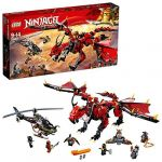 Lego 70653 - Ninjago : Le dragon Fistbourne