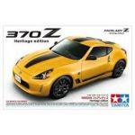Tamiya Maquette voiture : Nissan 370Z Heritage Edition