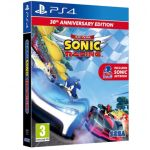 Team Sonic Racing 30th Anniversary Edition (Playstation 4) [PS4]