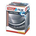 Tesa Adhésif film Ultra Song - 15 mm x 60 m - transparent et résistant - tour de 10