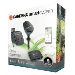 Gardena Smart Sensor Control (19102) - Kit avec 1 Smart Gateway + 1 Smart Sensor + 1 Smart Water